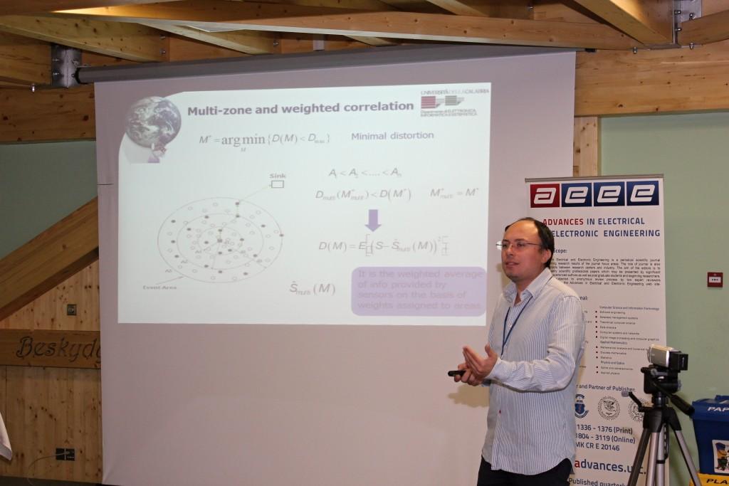 Presentation Floriano De Rango